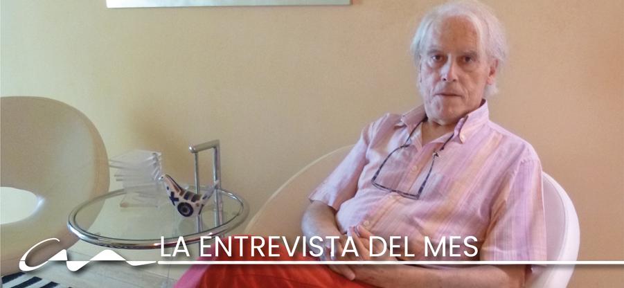 Entrevista al arquitecto Ángel Rami Noguero