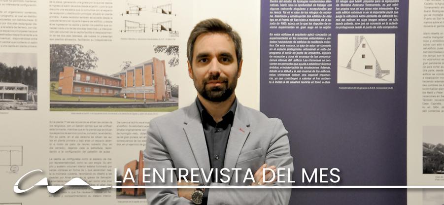 Entrevista al arquitecto Valentín Arrieta