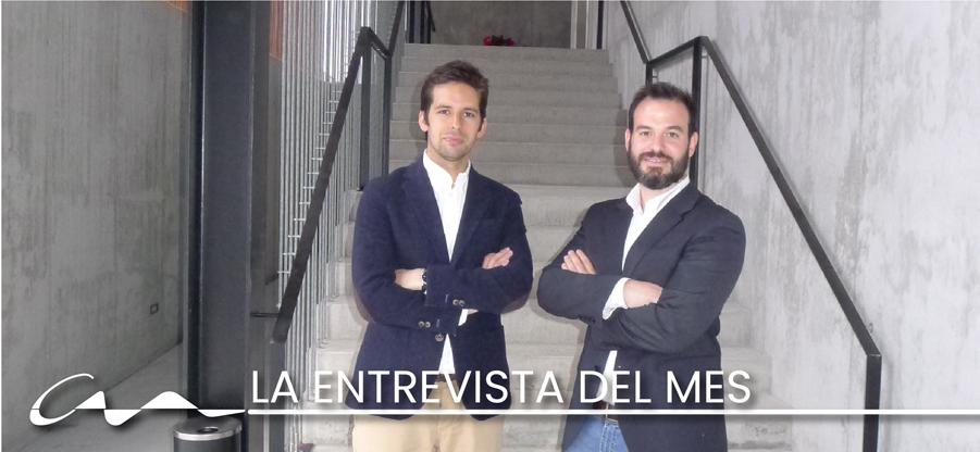 Entrevista del mes a Alfredo Estébanez y Eduardo García