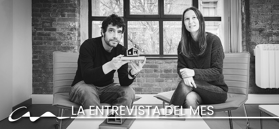 Entrevista del mes a Úrsula Díaz y Marcos Gómez