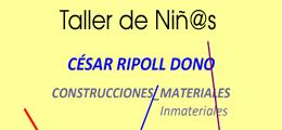 Exposición `Construcciones Materiales-Inmateriales`