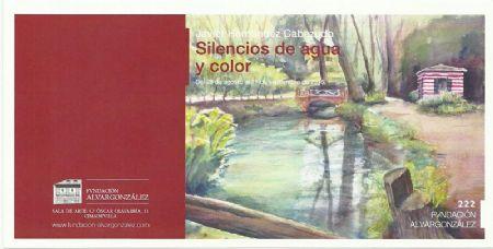 Exposición `Silencios de agua y color`