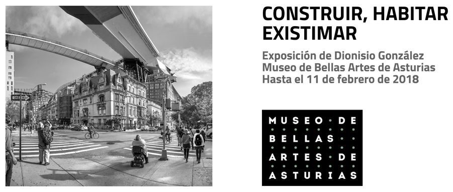 Exposición de Dionisio González en el Museo de Bellas Artes