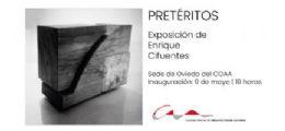 Exposición de Enrique Cifuentes en la sede de Oviedo del COAA