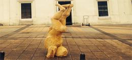 Exposición de Escultura `De dudas y certezas, intramuros`, de Guillermo Lourido