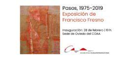 Exposición de Francisco Fresno en el COAA