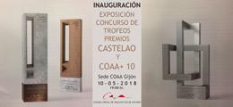 Exposición del Concurso de Trofeos Castelao y COAA+ 10
