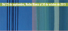 Exposición en la Noche Blanca de Gijón