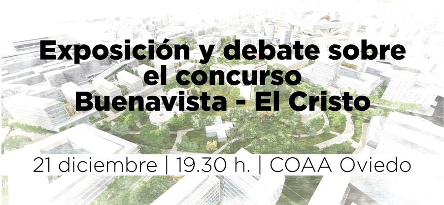Exposición y debate del concurso de Buenavista-El Cristo