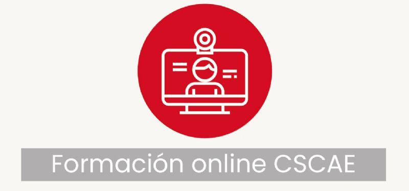 Formación online CSCAE