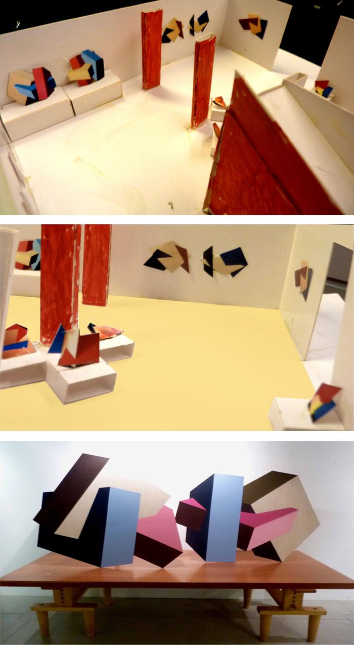Fotografías Exposición `2D-3D` de Javier Pena