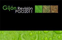 Gijón Revisión PGO 2011