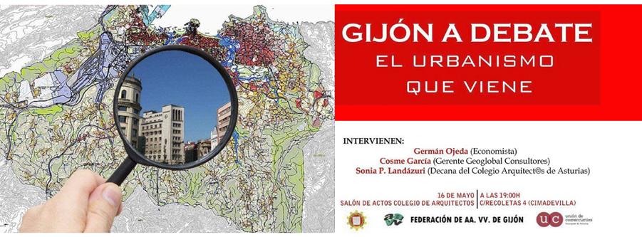 Gijón a debate: El urbanismo que viene