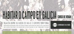 Habitar el campo en Galicia