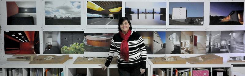 Hay Arquitectas 2016. Geles Sánchez
