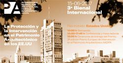 III Bienal Internacional de Intervención en el Patrimonio Arquitectónico AADIPA