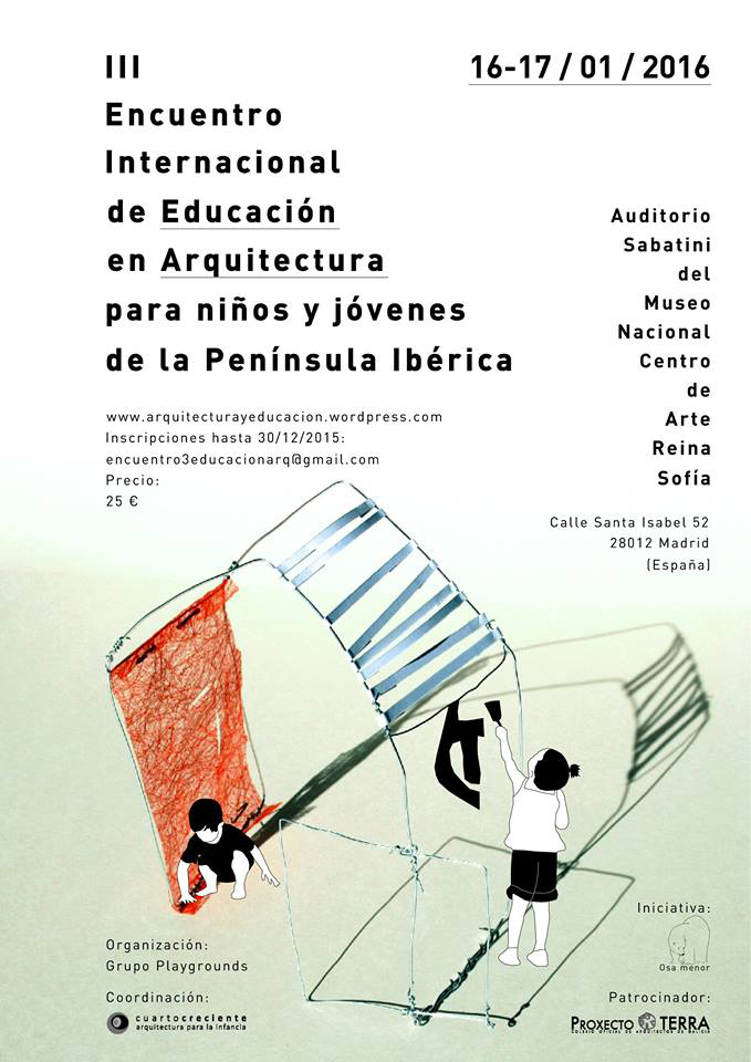 III Encuentro Internacional de Educación en Arquitectura