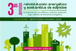 III Jornada de rehabilitación energética y sostenible