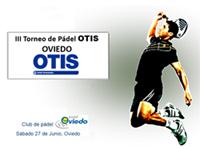 III Torneo de pádel OTIS Oviedo