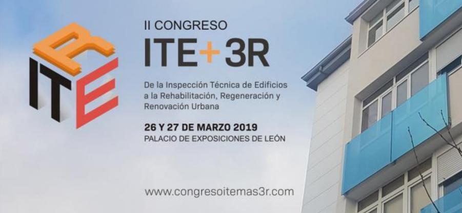 II Congreso ITE + 3r el 26 y 27 de marzo en León