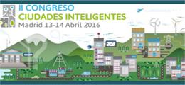II Congreso de ciudades inteligentes