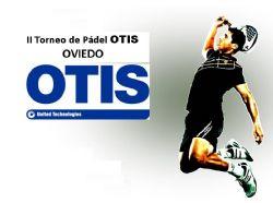 II Torneo Pádel OTIS-Oviedo