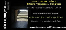 IX Congreso DOCOMOMO Ibérico