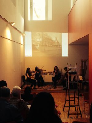 I Ciclo de Música de Cámara y Arquitectura
