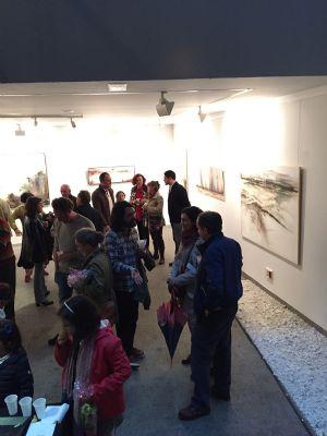 Inauguración Exposición `Naturaleza pintada`
