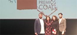 Inés García Dinten nos presenta su obra premiada en los galardones del COAG