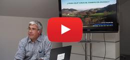 Jaime Izquierdo analiza para qué sirve el campo en Oviedo