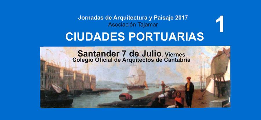 Jornada Arquitectura y paisaje 2017 en Cantabria