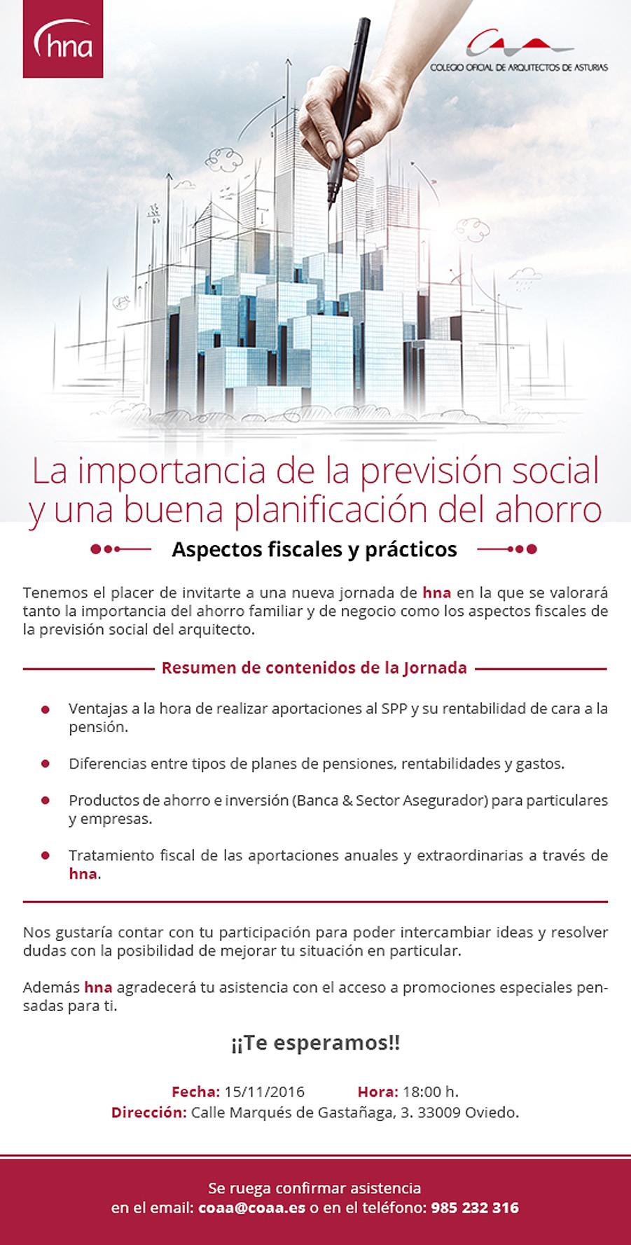 Jornada Informativa HNA