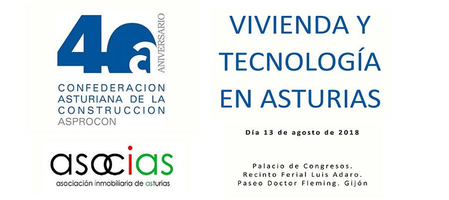 Jornada Vivienda y Tecnología en Asturias