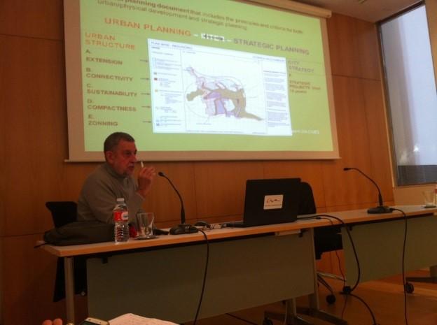 Jornada con el Arquitecto Josep María Llop