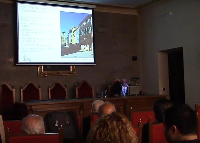 Jornada de Urbanismo con Aladino Fernández García