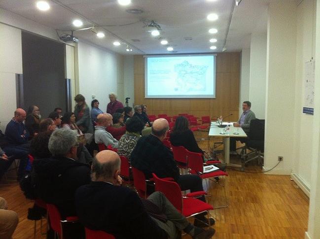 Jornada de Urbanismo con Emilio Rico Rico