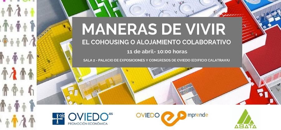 Jornada sobre cohousing en Oviedo