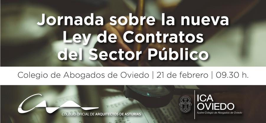 Jornada sobre la nueva Ley de Contratos del Sector Público