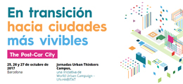 Jornadas Urban Thinkers Campus