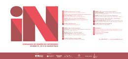 Jornadas de Diseño de Interiores iN 2018