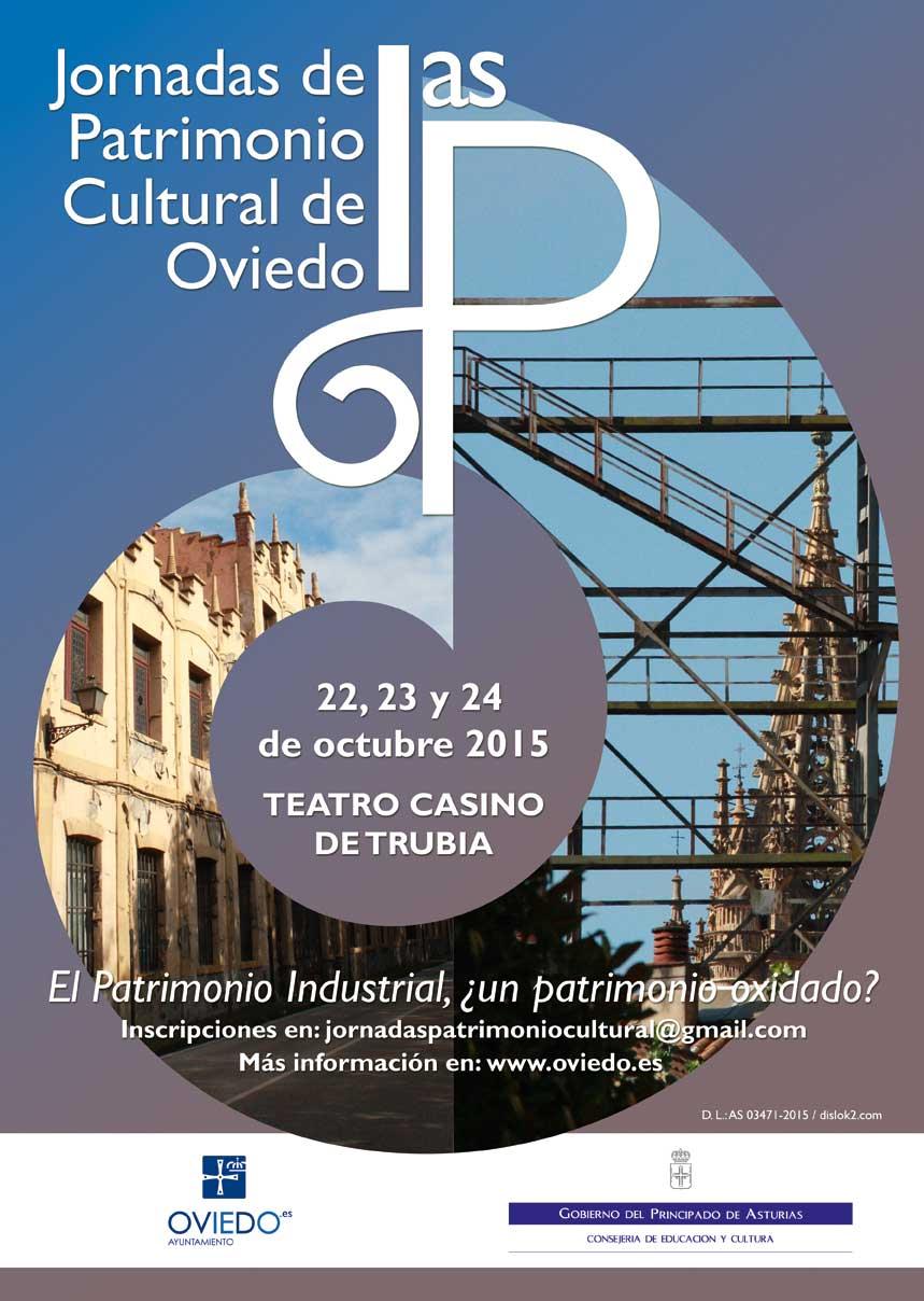 Jornadas de Patrimonio Cultural de Oviedo
