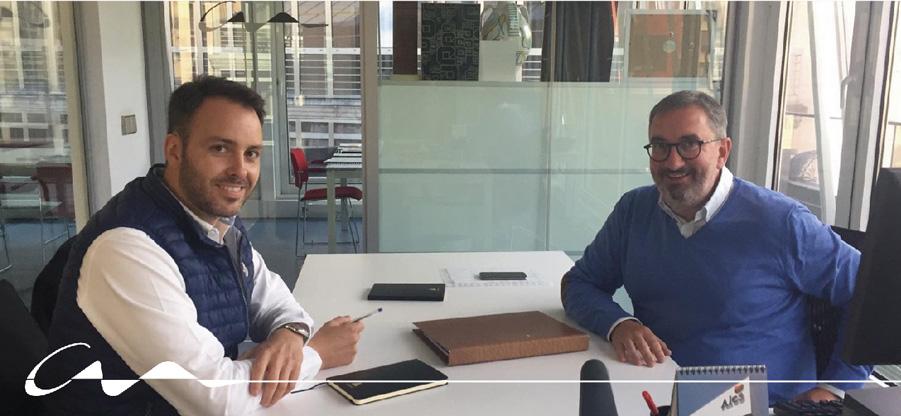 Juan Manuel García Hevia será el representante del COAA en la UAPFE