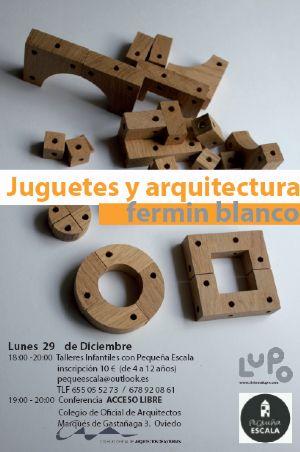 Juguetes y Arquitectura