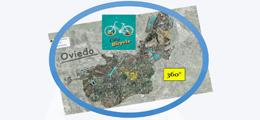Presentación del Plan Oviedo 360º. La ciudad abierta a la bicicleta
