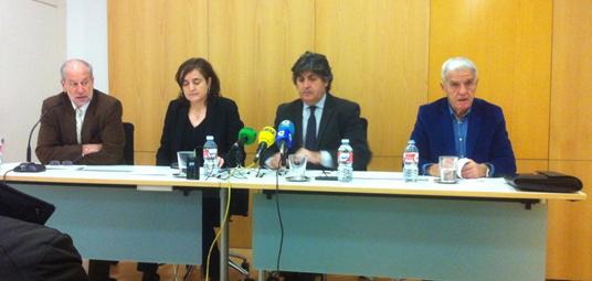 Presentación pública del  documento `La necesidad de revisar el PGO de Oviedo`