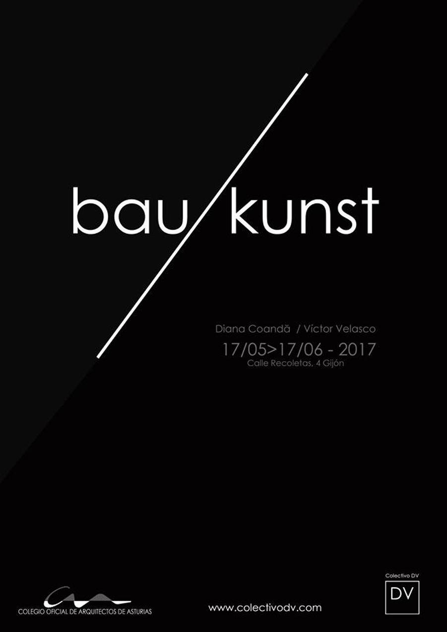 La sede de Gijón acoge la exposición Baukunst