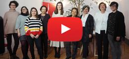 Las arquitectas debaten en el COAA sobre la situación de la mujer en la profesión