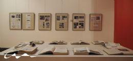 Las páginas de la revista Arquitectura en el COAA