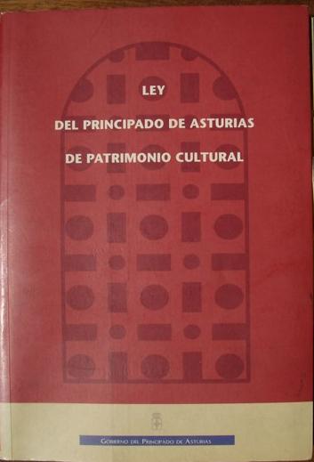 Ley del Patrimonio Cultural de Asturias